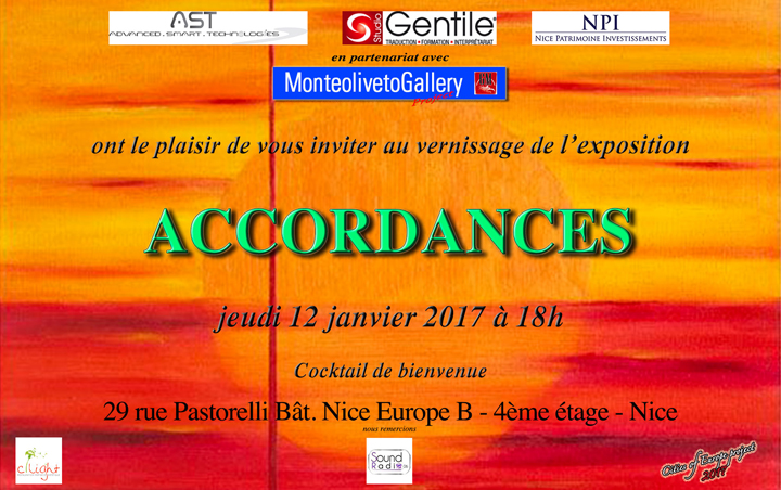 Accordances Art Exhibit