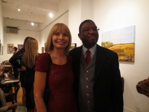 Andrea & The Honorable Herman Amos, Jr., U.S. Department of Justice