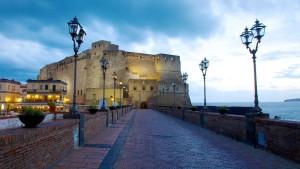 Castel dell'Ovo Napoli, Italy