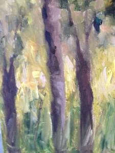 Detail, foreground