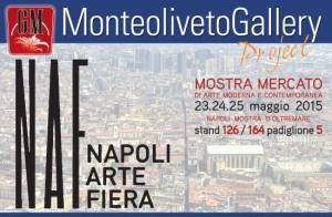 Napoli Arte Fiera Represented by  Galleria MonteOliveto