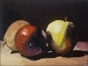 Still Life Study - Mineral Colors Oil on Board
